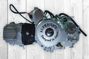 Двигатель  Delta 110  52.4mm, механика  D-14