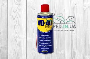 Смазка спрей проникающая WD-40 470 мл