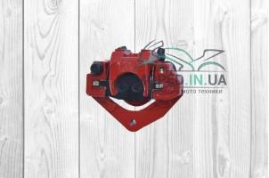 Суппорт тормозной передний однопоршневой  JOG SA-12/16  красный