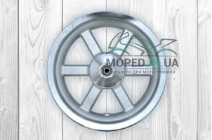 Диск колеса передний  3.50-12  литой, 6 спиц, диск