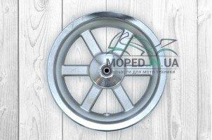 Диск колеса передний 13`‑3.50 литой, 3 спиц, диск, d12 (STORM)