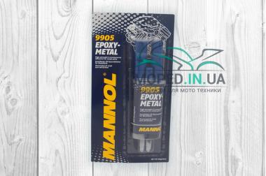Клей  эпоксидный, 30г, для металла  MANNOL (9905)