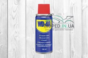 Смазка спрей проникающая WD-40 100 мл
